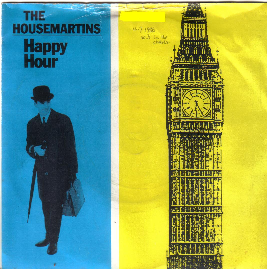 Housemartins the happy hour i heart 80s for Best 80s house music
